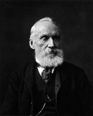 Wiilam Thomson, Lord Kelvin Wikipedia Commons