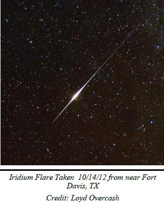 IridiumFlare